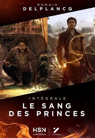 Le Sang des Princes - Intégrale