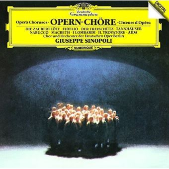 Opernchore shm cd reissue