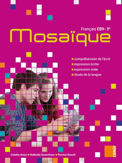 Scolaire Francais 3eme