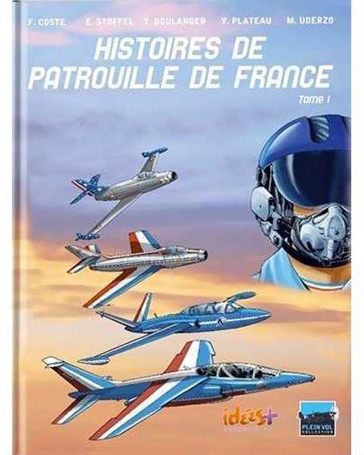 Histoires de patrouilles de France