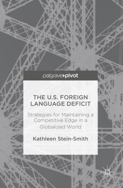 The U.S. foreign language deficit