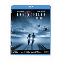 The X-Files, le film Blu-ray