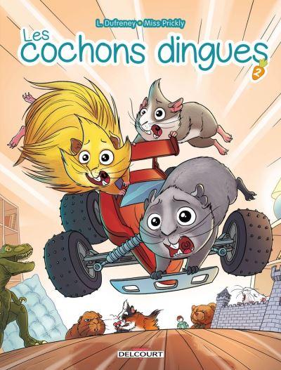 Les Cochons dingues T02 - 9782413020738 - 7,99 €