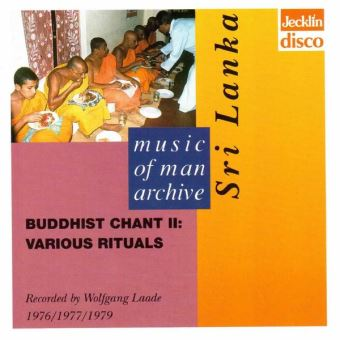 Music of man archive/buddhist chant 2