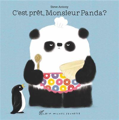 C'est prêt, monsieur Panda ?