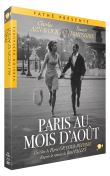 Paris au mois d'août Edition Limitée Combo Blu-ray DVD