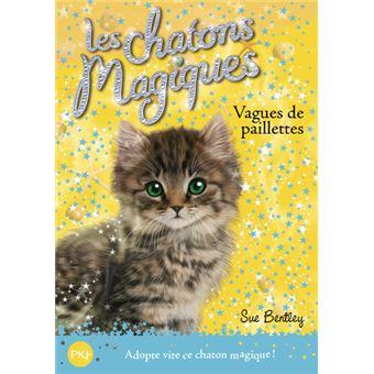 Les chatons magiquesLes chatons magiques - numéro 09 Vagues de paillettes