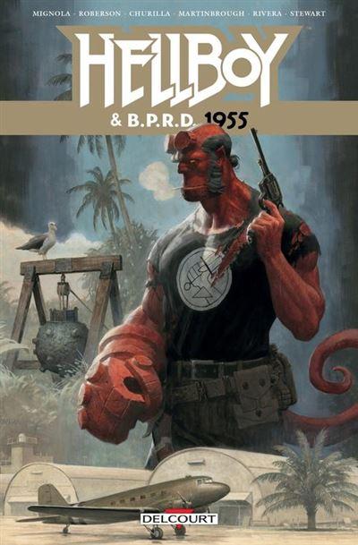 Hellboy & BPRD T04 - 1955 - 9782413018902 - 10,99 €