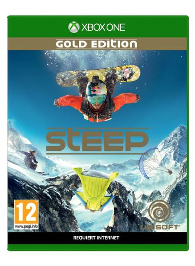 Steep Edition Gold Xbox One