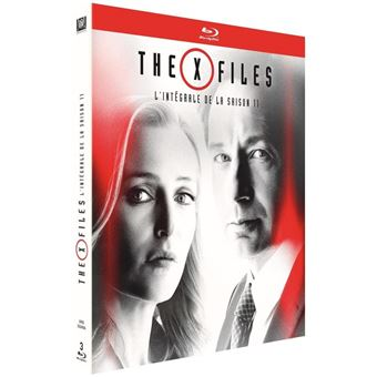 The X-filesThe X-Files Saison 11 Blu-ray