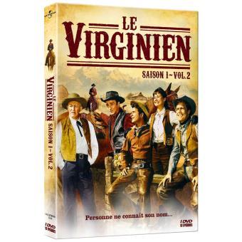 Le VirginienCoffret intégral de la Saison 1, vol 2 DVD