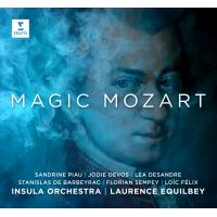 Magic Mozart - CD