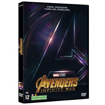 AvengersAvengers 1 à 3 Coffret DVD