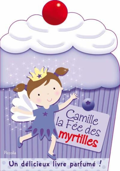Camille la fée des myrtilles