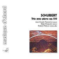 Trio avec piano, opus 100