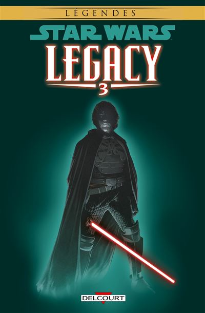 Star Wars - Legacy T3 (NED)