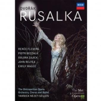 Rusalka Metropolitan opera New York 2014 Blu-ray