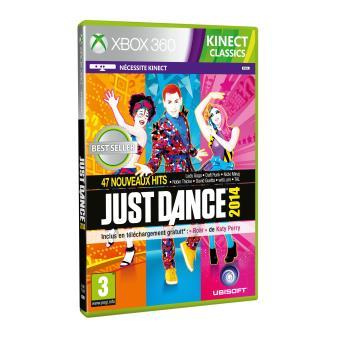 Just Dance 2014 Kinect Classics Plus Xbox 360