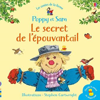 Poppy et SamLe secret de l'épouvantail