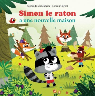Simon le raton a une nouvelle maison (grand format)
