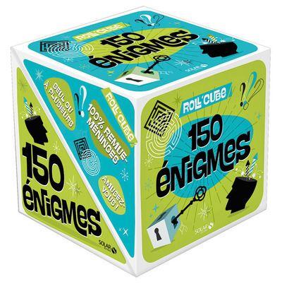 Roll'Cube - Énigmes - 150 énigmes