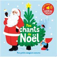Mes chants de Noël, Livre sonore