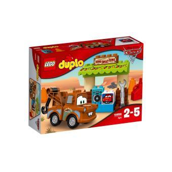 LEGO® DUPLO® Disney Cars™ 10856 La cabane de Martin