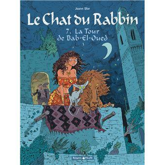 Le chat du rabbinLa tour de Bab-El-Oued