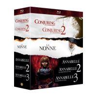 Coffret Conjuring Universe 6 Films Blu-ray