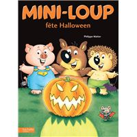 Mini-Loup fête Halloween