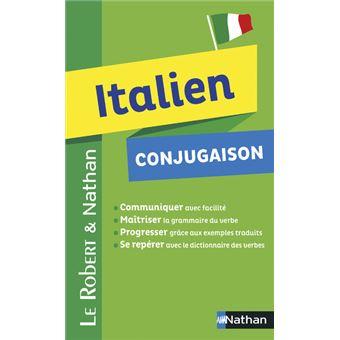 Le Robert Nathan Italien Conjugaison Broche Marina Ferdeghini Paola Niggi Achat Livre Fnac