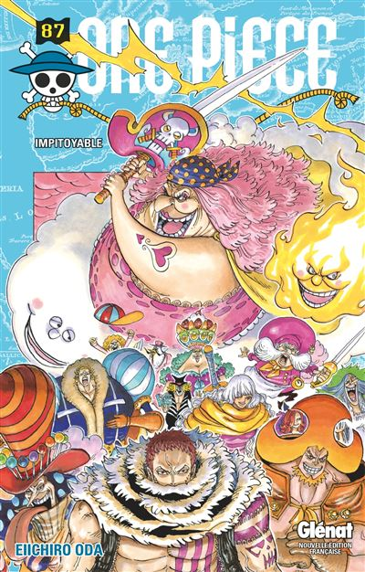 Edition originale - tome 87 - One Piece