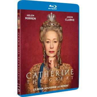 Catherine la GrandeCatherine The Great Saison 1 Blu-ray