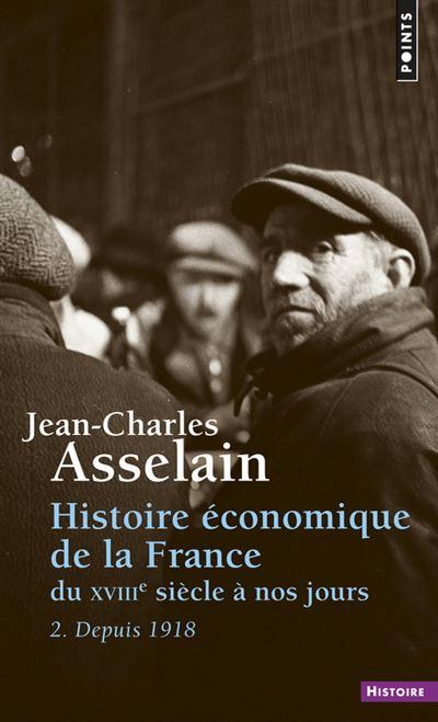 Histoire économique de la France du XVIIIe siècle
