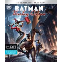 Batman and Harley Quinn Blu-ray 4K Ultra HD