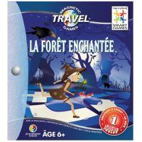 MAGNETIC TRAVEL SMARTGAMES LA FORET ENCHANTEE -FR