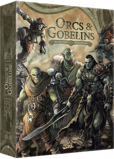 Orcs et Gobelins - Coffret T01 à