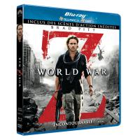World War Z Combo Blu-Ray + DVD