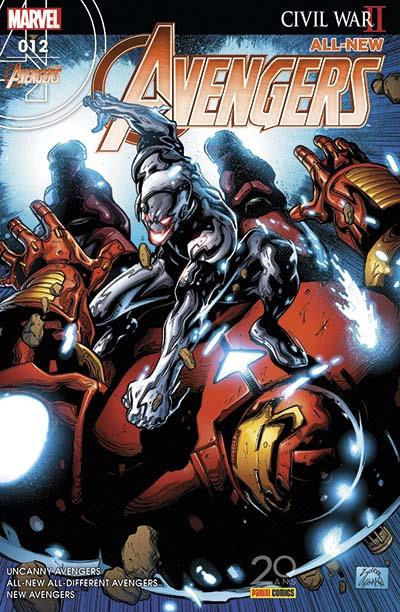 Avengers - Tome 12 : All-New Avengers n°12