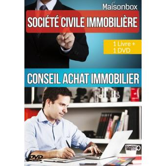 sci soci t civile immobili re les cl s pour s 39 enrichir sans payer d 39 imp t livre avec dvd. Black Bedroom Furniture Sets. Home Design Ideas
