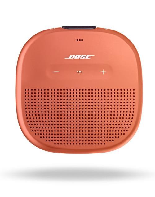 5 Sur Enceinte Bluetooth Bose Soundlink Micro Orange Mini