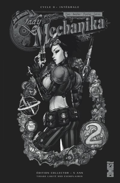 Lady Mechanika - Édition collector 5 ans