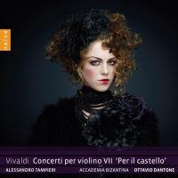 Vivaldi: Concerto per Violino VII Per il Castello - CD