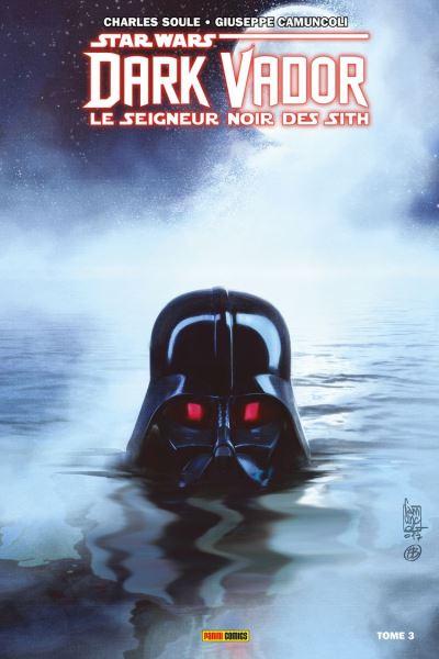 Star Wars : Dark Vador - Le Seigneur Noir des Sith T03 - Mers de feu - 9782809482652 - 13,99 €
