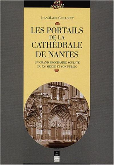 Portails de la cathedrale de nantes