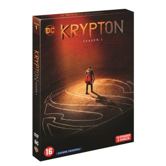KryptonKrypton Saison 1 DVD