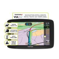 GPS TomTom Via 62 Europe 48 Pays