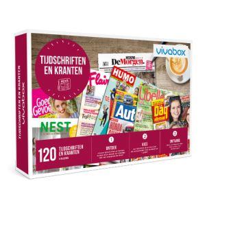 VIVABOX FR/NL TIJDSCHRIFTEN+KRANTEN / MAGAZINES+JOURNAUX