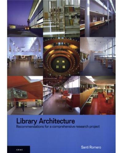 Library Architecture - Santi Romero (Auteur)