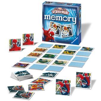 Calendrier De L Avent Spiderman.Memory Ultimate Spiderman